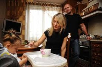 Fedor Emelianenko and his family