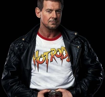 Roddy Piper's is a name known synonymously among wrestling fans.