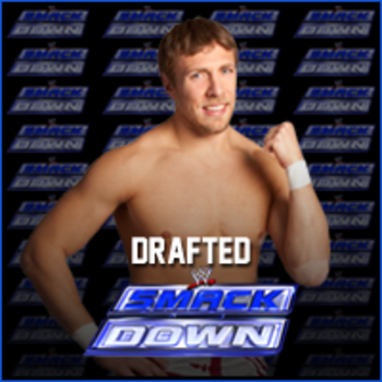 Daniel Bryan drafted to SmackDown