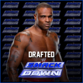Michael Tarver drafted to SmackDown