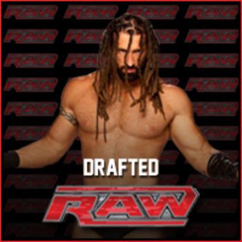 Tyler Reks drafted to RAW