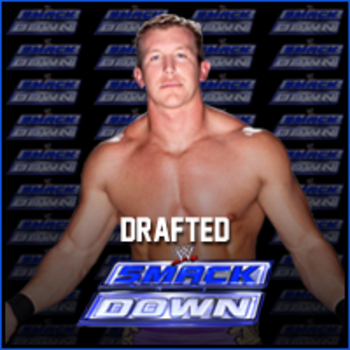 Ted DiBiase drafted to SmackDown