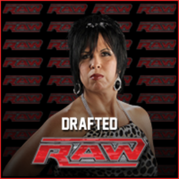 Vickie Guerrero drafted to RAW