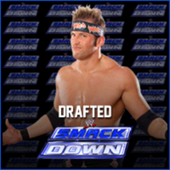 Zack Ryder drafted to SmackDown