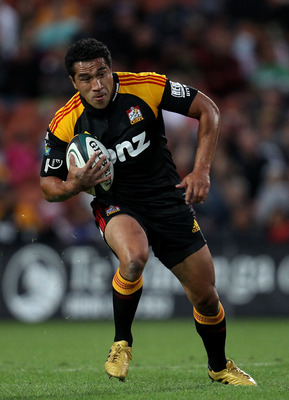 Mils Muliaina was the world's top fullback last year and will be looking to help the Chiefs regain respect in 2011.