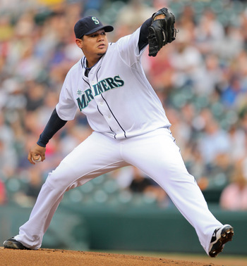 How will King Felix follow up his Cy Young season of 2010?