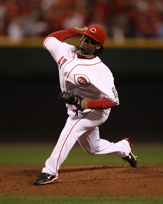 Can Johnny Cueto lead the Reds to a repeat division title in 2011?