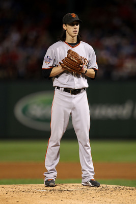 Tim Lincecum and the Giants will try to repeat in 2011
