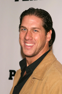 NEW YORK - DECEMBER 4:  Athlete John Rocker at the Playboy 50th Anniversary celebration December 4, 2003 in New York City.  (Photo by Peter Kramer/Getty Images)