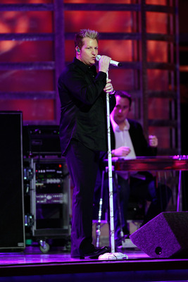 LAS VEGAS, NV - DECEMBER 03:  Singer Gary LeVox of Rascal Flatts performs during the NASCAR Sprint Cup Series awards banquet at the Wynn Las Vegas Hotel on December 3, 2010 in Las Vegas, Nevada.  (Photo by Chris Trotman/Getty Images)