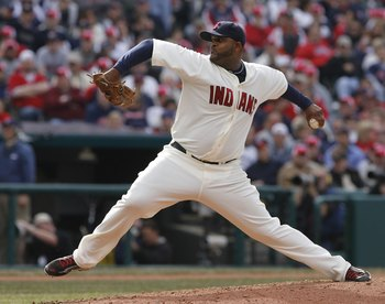 In 2008, CC Sabathia was traded to the Milwaukee Brewers for Matt Laporta, Michael Brantley, Zack Jackson, and Rob Bryson.