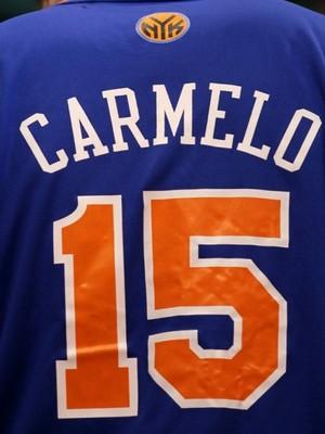 Carmelo Anthony Knicks