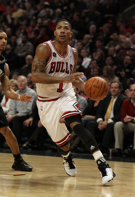 Chicago PG Derrick Rose