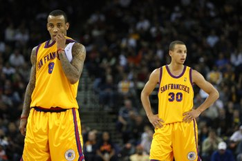 Monta Ellis, Stephen Curry