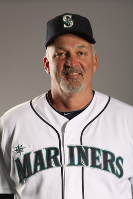 PEORIA, AZ - FEBRUARY 20: Pitching coach Carl Willis of the Seattle Mariners poses for a portrait at the Peoria Sports Complex on February 20, 2011 in Peoria, Arizona.  (Photo by Ezra Shaw/Getty Images)