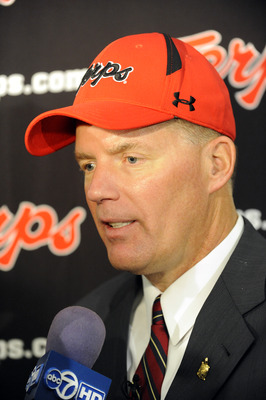 Randy Edsall is stepping in as the new coach for 2011