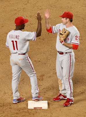 Like Jeter and Cano, Rollins and Utley could move even higher up the list!