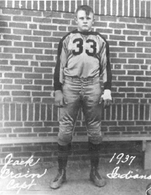 Texas' #9 All-Time DB- Jack Crain
