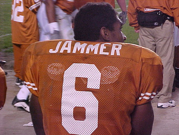 Texas #6 All-Time DB- Quentin Jammer