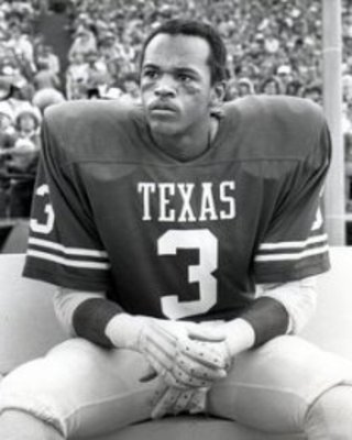 Texas #5 All-Time DB- Mossy Cade