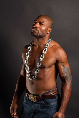 I bet he would use that chain for good use if he was in WWE