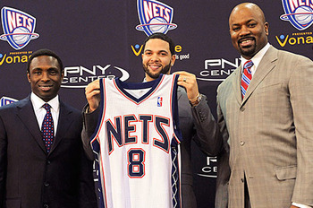 First Deron, but what else is in store for the Nets? (Photo: Bill Kostroun/AP)