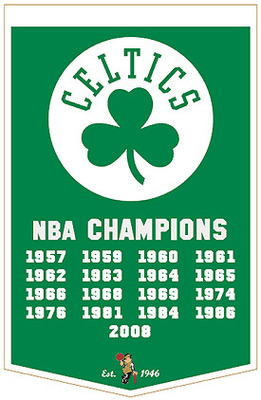 17 Championships (Most in NBA History)