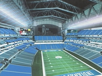 Lucas Oil Stadium; Site of the Inaugural Big Ten Championship Game