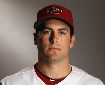 SCOTTSDALE, AZ - FEBRUARY 21:  Paul Goldschmidt #63 of the Arizona Diamondbacks poses for a portrait at Salt River Fields at Talking Stick on February 21, 2011 in Scottsdale, Arizona.  (Photo by Ezra Shaw/Getty Images)