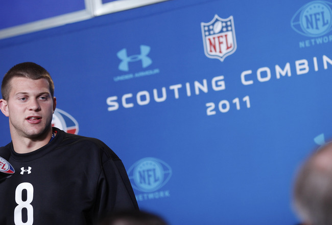 2011 NFL Mock Draft: Predicting All 7 Rounds for the ...