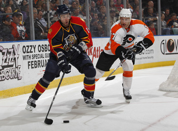 Radek Dvorak was traded to the Thrashers.
