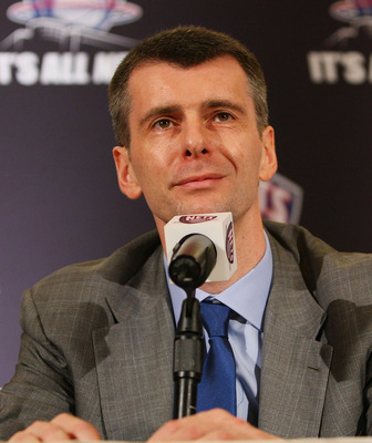 "Mikhail Prokhorov,or as I call him ""Misha."""