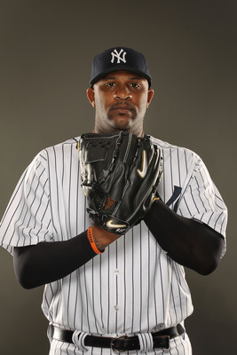 A much lighter Sabathia in 2011