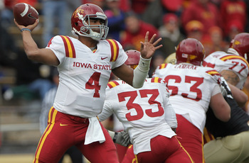 A new era at QB begins in Ames
