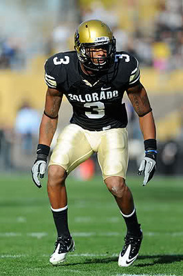 Colorado's Jimmy Smith