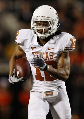 Texas All-Time #2 DB- Earl Thomas