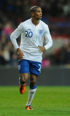 England International, Ashley Young. Will he be at Villa Park much longer?
