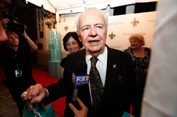 Tom Benson, Owner of the New Orleans Saints