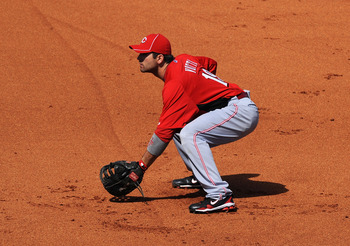 Can Votto avoid a letdown after his 2010 campaign?