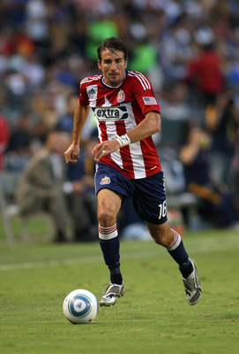 Former Galaxy forward Alan Gordon will play in his first full season with Chivas in 2011.