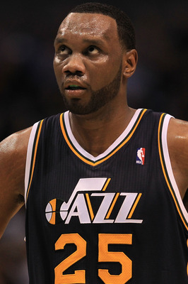 Just when Al Jefferson gets traded to a playoff team, they make wholesale roster changes.