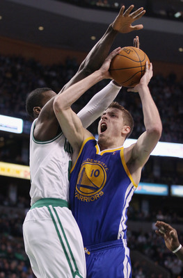 David Lee has led the Warriors to no man's land. Not in the playoffs and not a good draft pick.