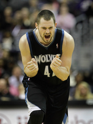 Even Kevin Love himself has to be somewhat surprised by his incredible 2011-12 season.