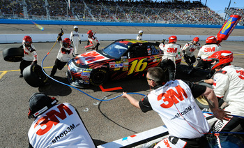Fueling miscues cost Greg Biffle a win and he was none to happy