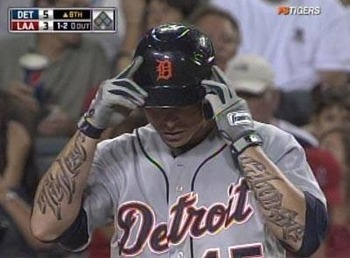 Baseball Tattoos on Don T Think About Professional Baseball When It Comes To Tattoos
