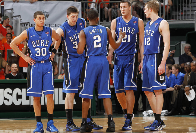 Duke Blue Devils men's basketball