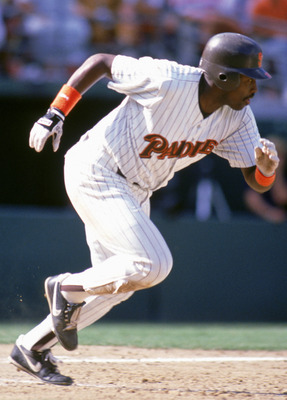 Tony Gwynn set the standard for Padres outfielders for the next century