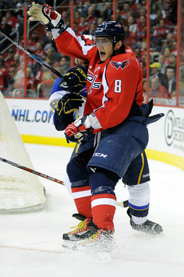 Ovechkin wants to silence his critics