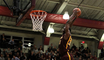 Trevor Mbakwe will need to own the paint for the Gophers