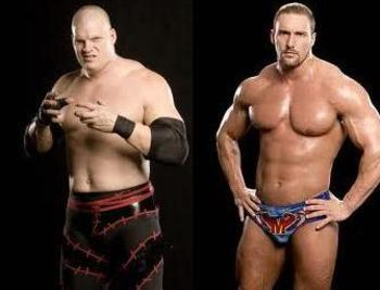 Kane and Chris Masters